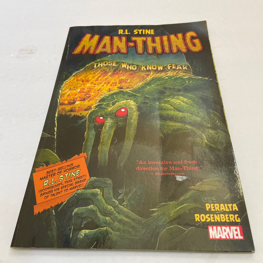 Man-Thing -comic