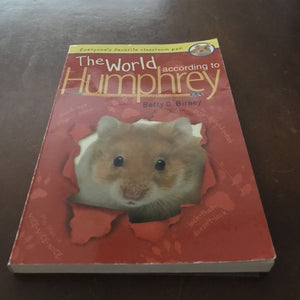 The world (According to Humphrey) (Betty G. Birney) -series