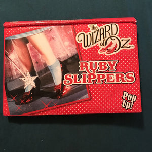 The Wizard of Oz: Ruby Slippers-Pop Up