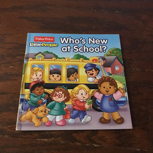 Who's New at School? -character