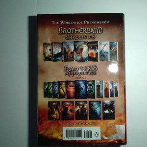 Return of the Temujai (The Brotherband Chronicles) (John Flanagan) -hardcover series