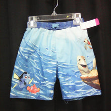 Load image into Gallery viewer, finding nemo character swim trunks