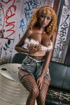 Akilah, sexy real doll di colore - Real Sex Doll