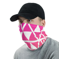 Geometric Neck Gaiter - Coronavirus Impacts