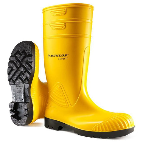 Dunlop Acifort Safety Boot