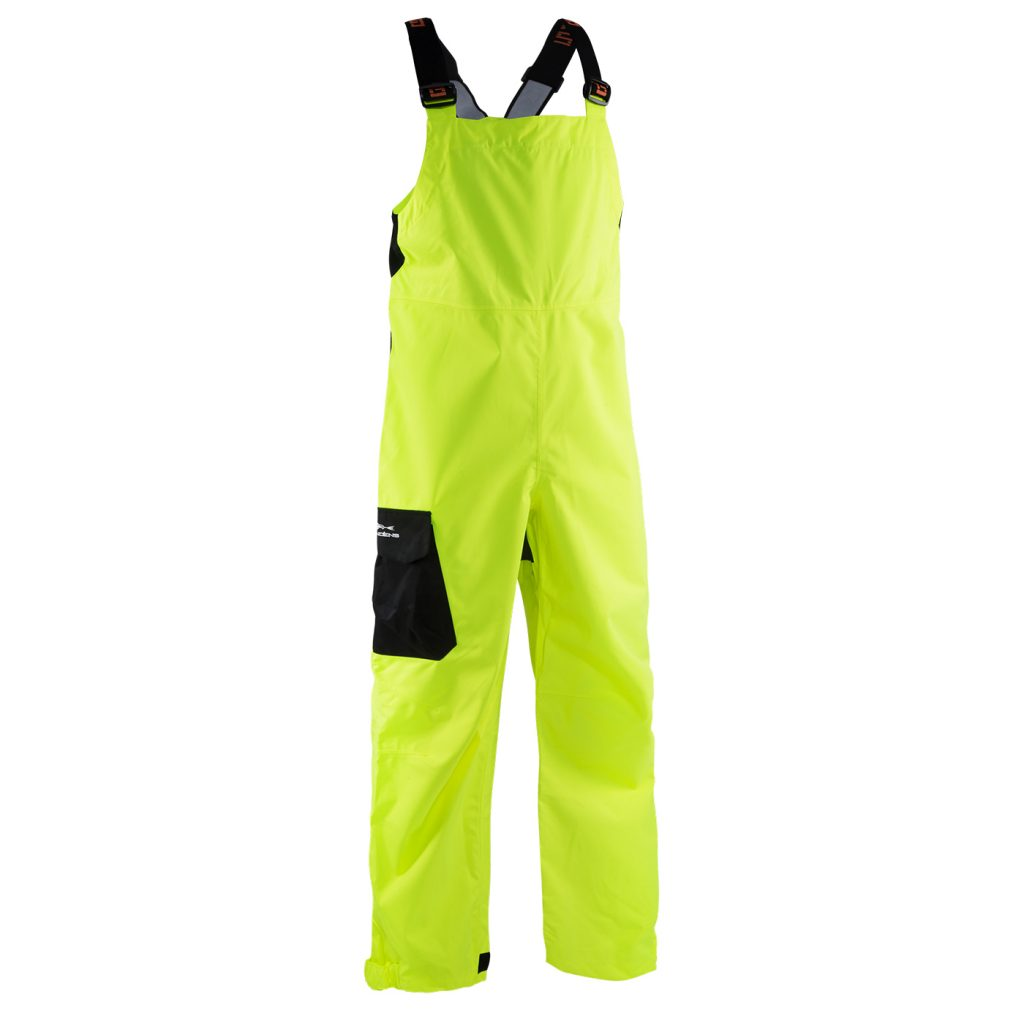 Grundens Weather Watch Bib and Brace Hi-Viz