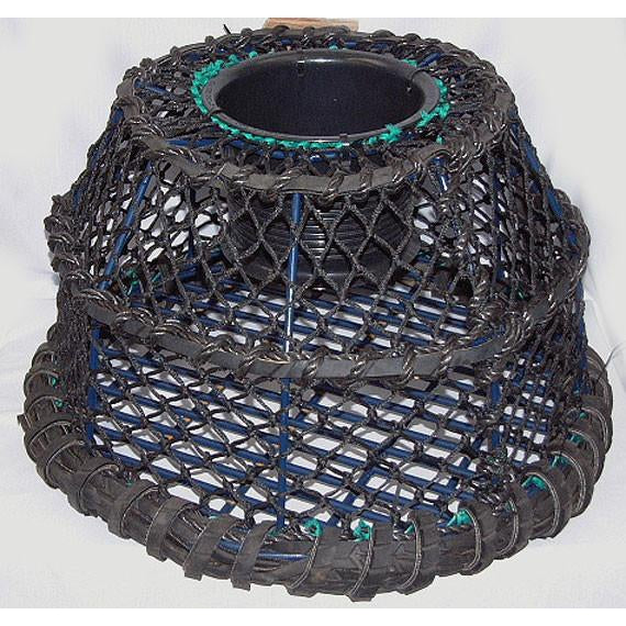 Inkwell Shape Crab Pot