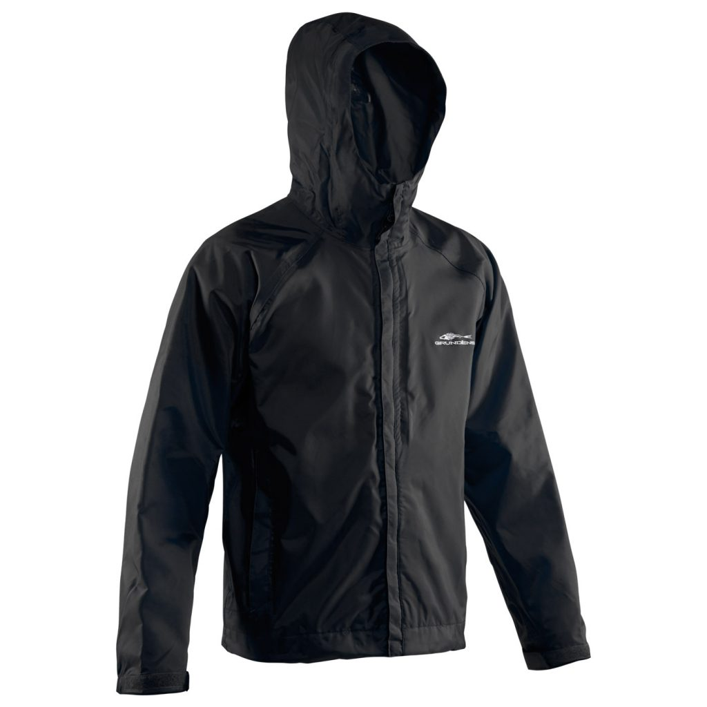 Grundens Weather Watch Jacket Black