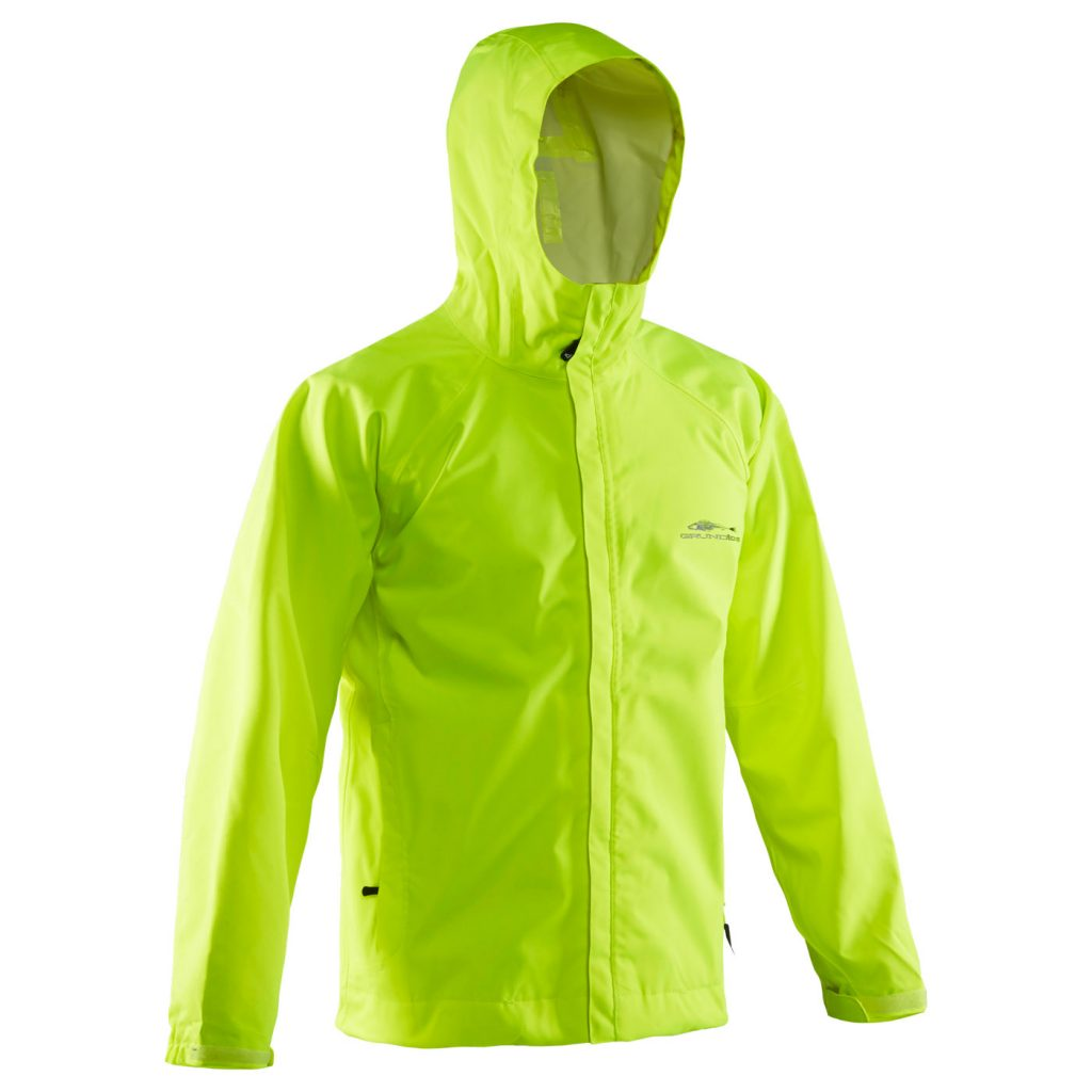 Grundens Weather Watch Jacket Hi-Viz
