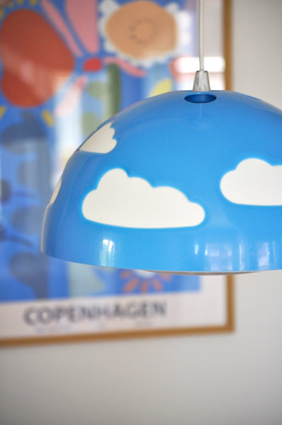 VINTAGE IKEA CLOUD LAMP