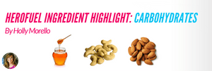 HEROFUEL Ingredient Highlight: Honey, Almonds, and Cashew Butter