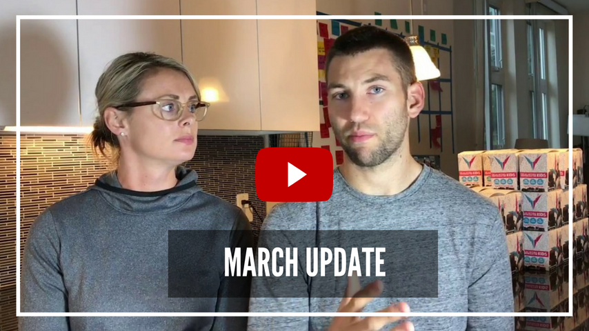 March Update Video