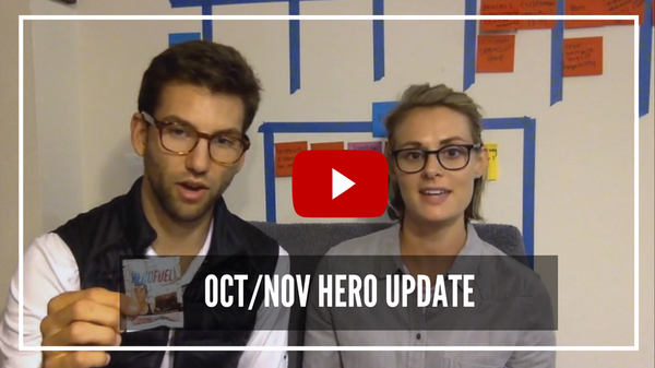 Oct/Nov Company Update Video with Reid & Kassidy