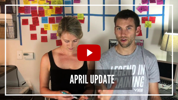 April Recap Video