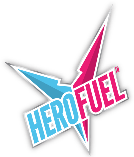 HEROFUEL | The Kids Sports Bar | Protein Bar for Kid and Teenage Athletes | All-Natural, Gluten Free, Picky-Eater Approved
