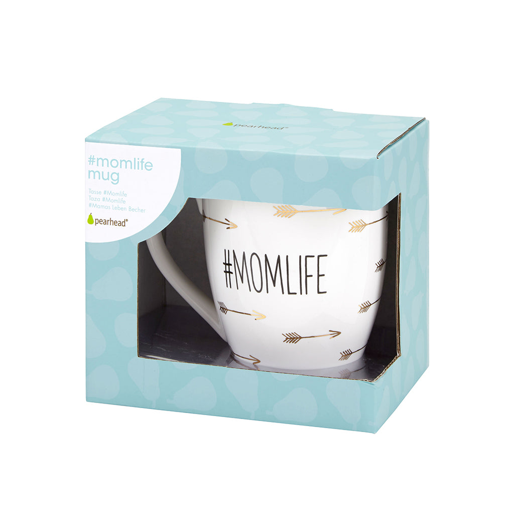 Target features Pearhead's #momlife mug in their shoppable online