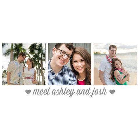 meet ashley & josh