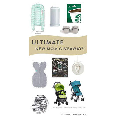 ultimate mom giveaway! enter here