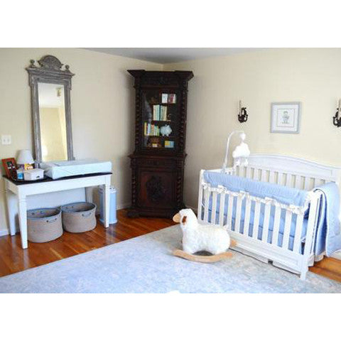 Classic Bride's nursery reveal showcases Pearhead
