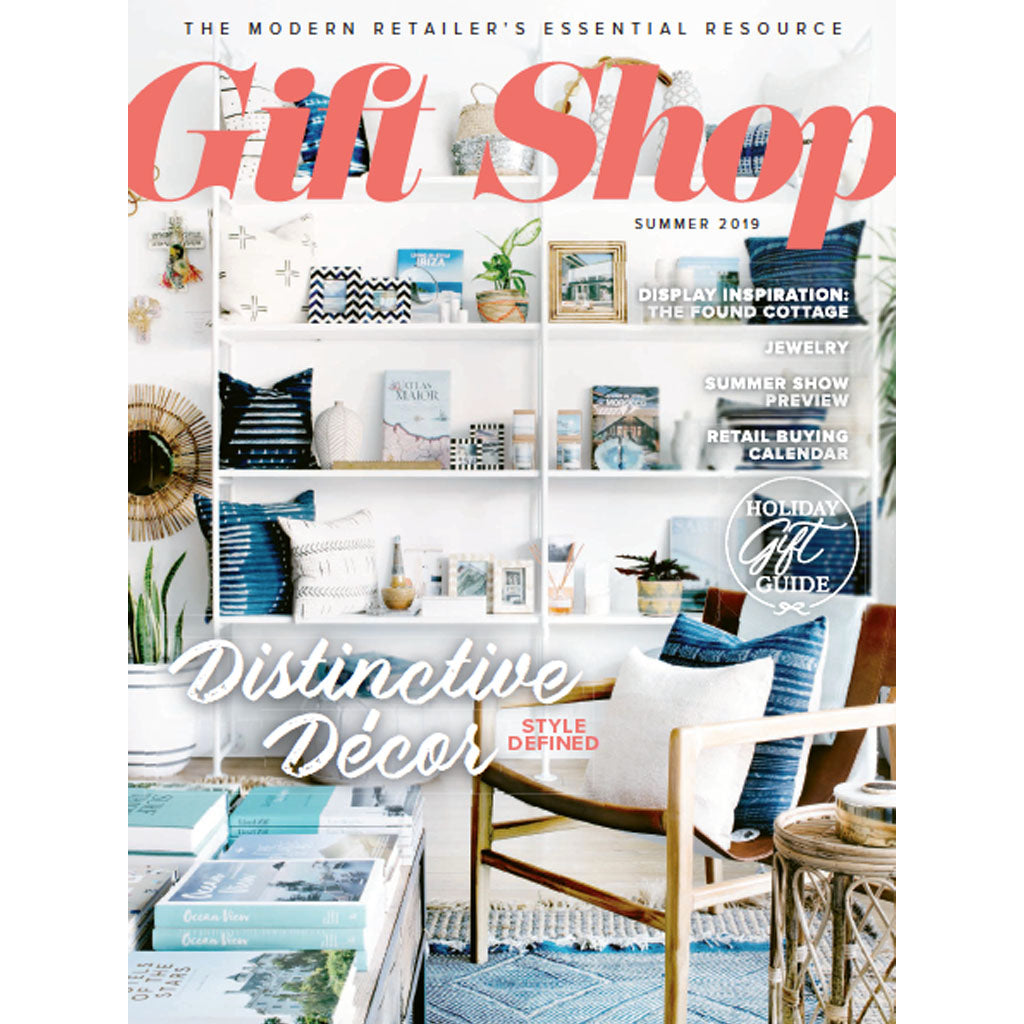 Pearhead Products Featured in Gift Shop Magazine Summer 2019