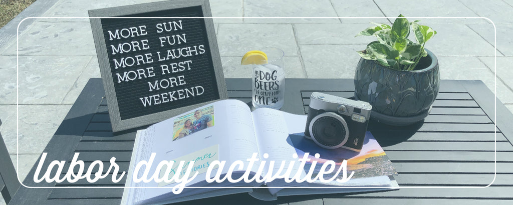 family friendly weekend activity ideas