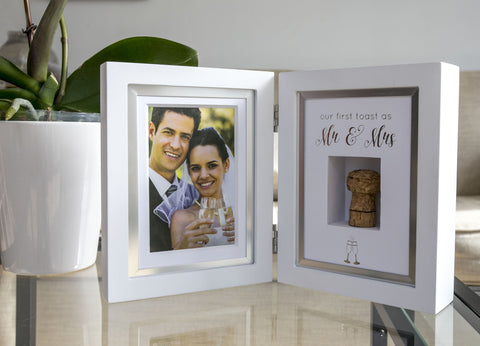 pearhead wedding frame available at bed bath & beyond