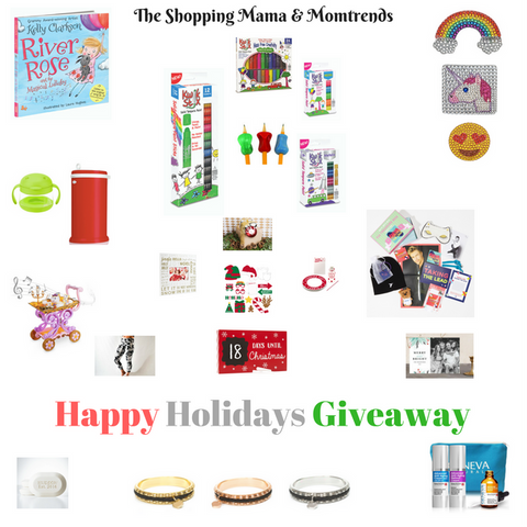 Shopping Mama Holiday Giveaway