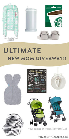 ultimate new mom giveaway