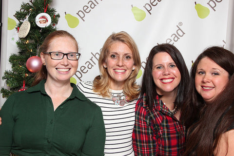 Pearhead at MomTrends Holiday Soiree