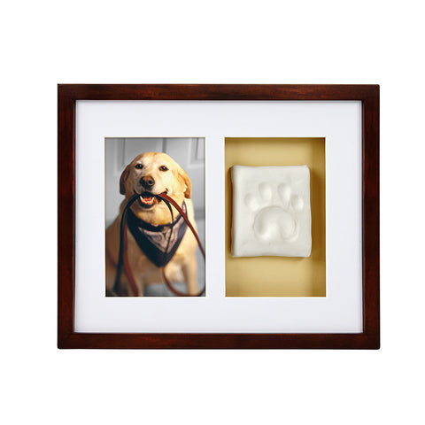 pearhead's pawprints wall frame