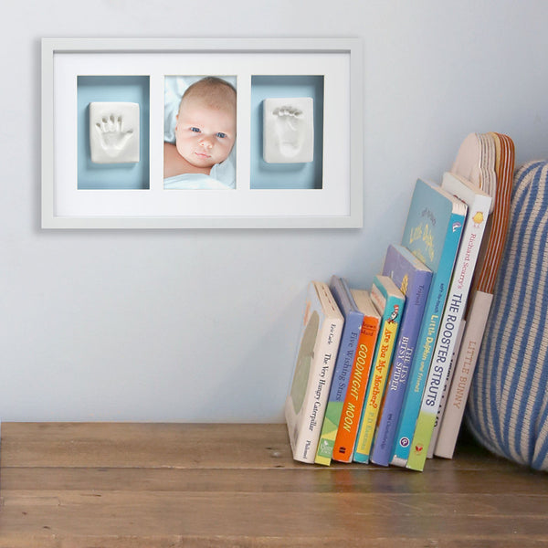 Babyprints Deluxe Wall Frame Pearhead