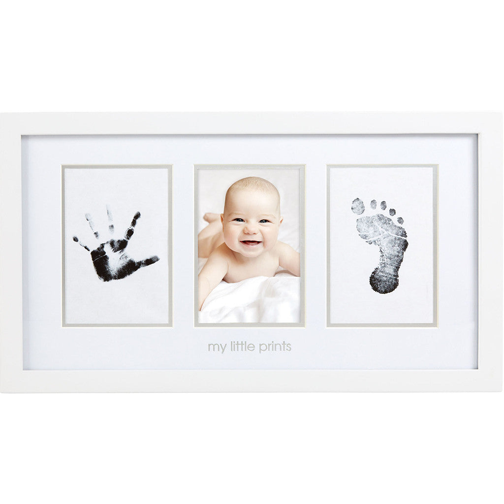pearhead's babyprints photo frame