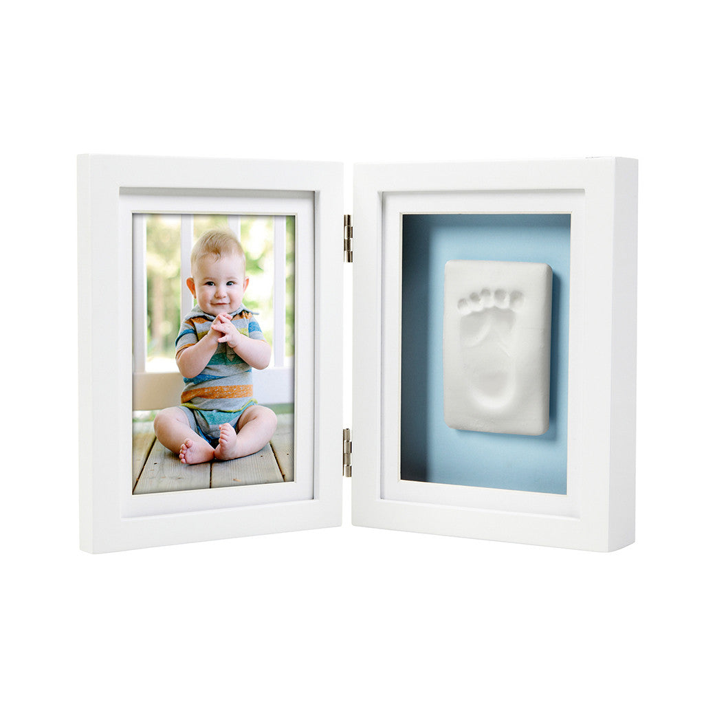 pearhead's babyprints desk frame