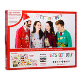 Pearhead's ugly sweater decorating kit