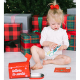 Pearhead's letters to santa kit