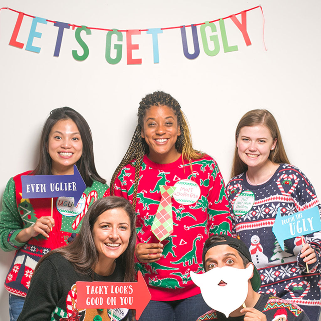 ugly sweater party kit – Pearhead