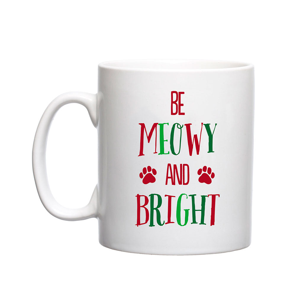 Pearhead's be meowy and bright mug