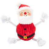 Pearhead's the real santa claus dog toy