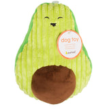 Pearhead's avocado dog toy
