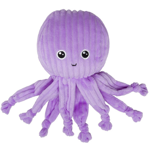 Pearhead's octopus dog toy