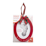 Pearhead's babyprints photo ornament