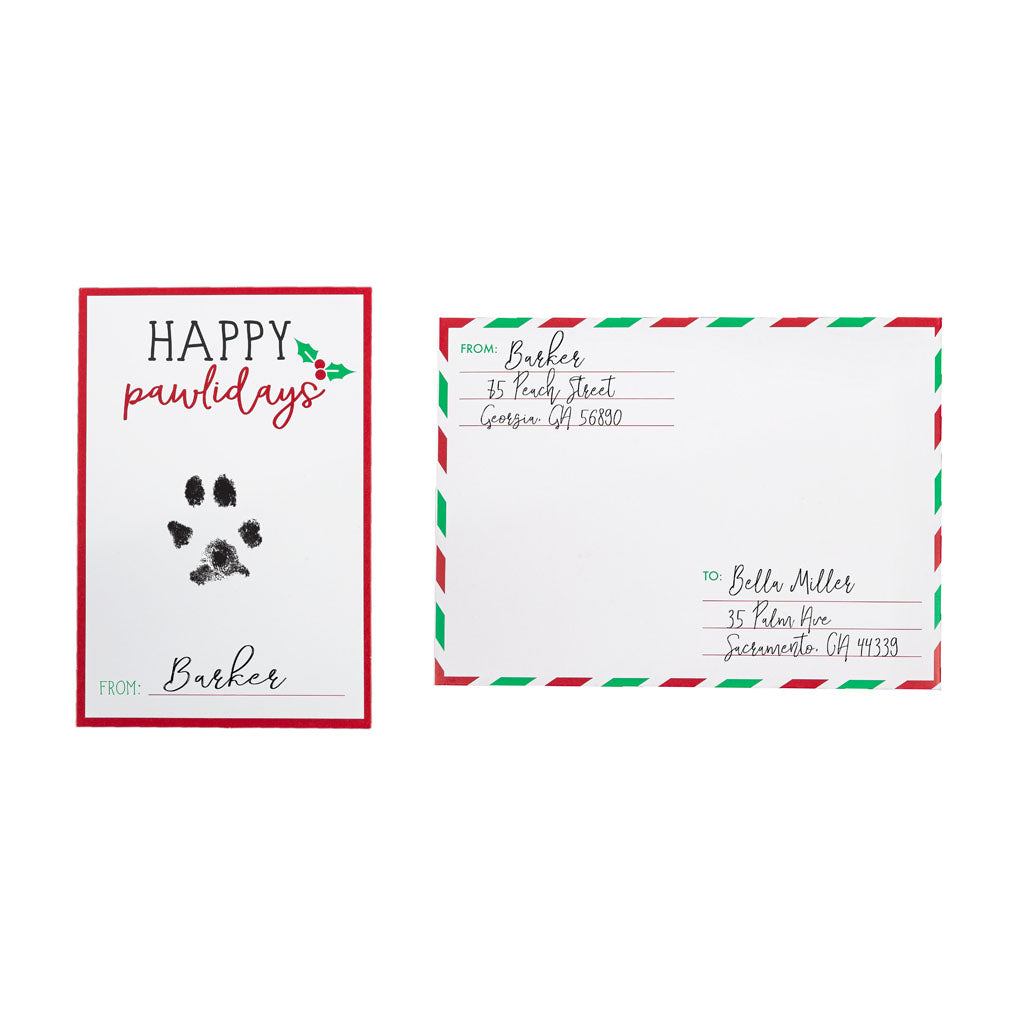 Pearhead's letters from your pet
