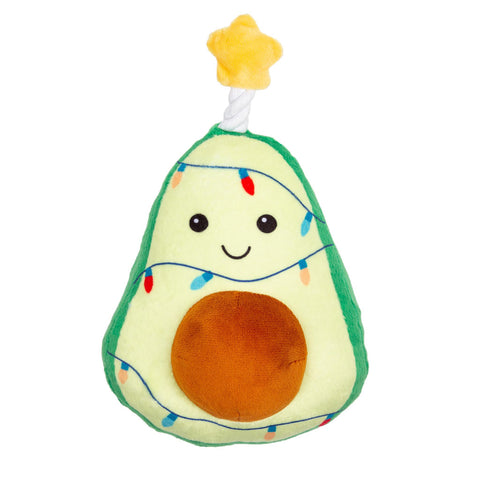 Pearhead's avo happy holiday dog toy