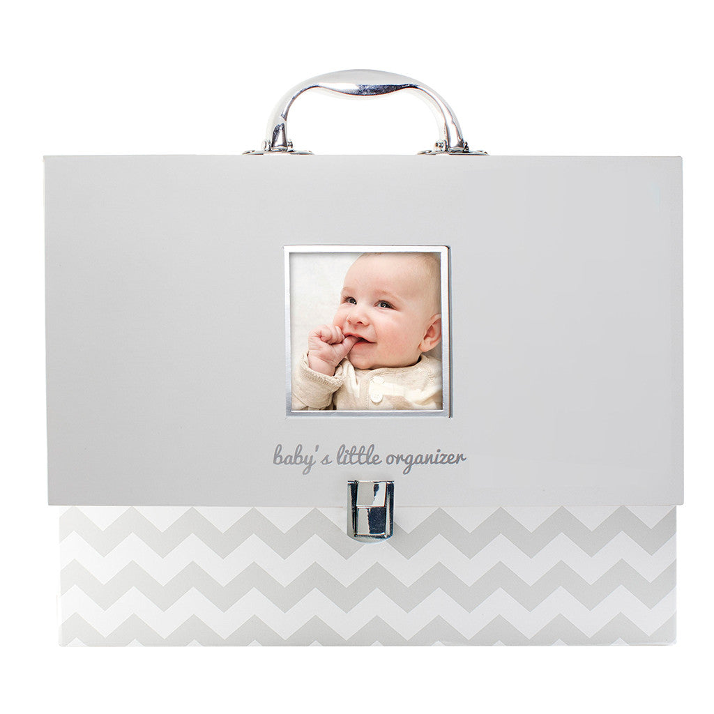 pearhead's baby's little organizer
