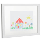 Pearhead's children's artwork frame