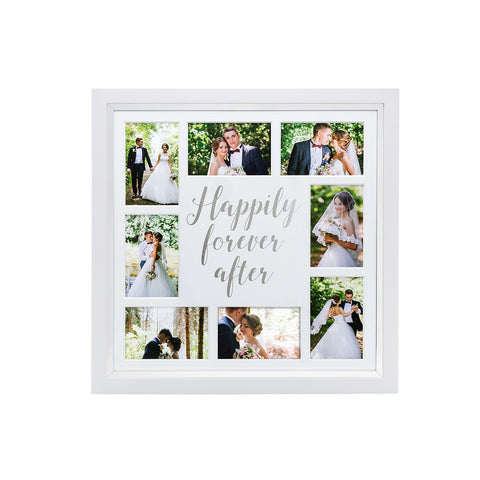 pearhead's wedding collage frame