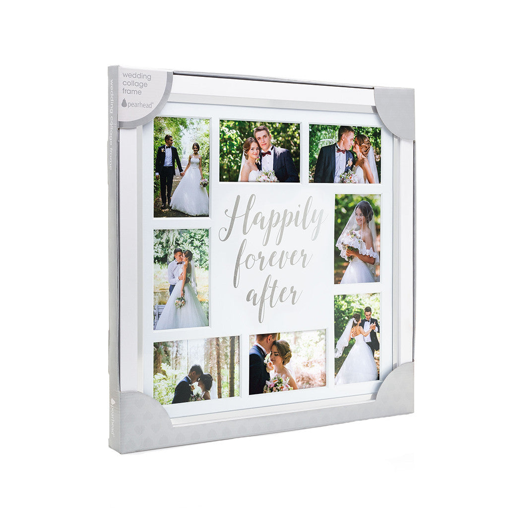 Wedding Collage Frame Pearhead