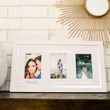 pearhead's our love story frame