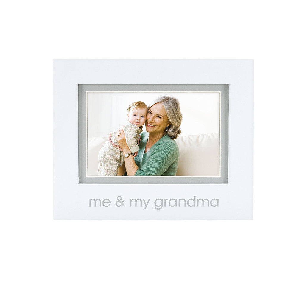 Me My Grandma Sentiment Frame