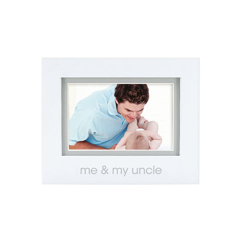 pearhead's me & my uncle sentiment frame